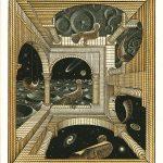 Escher Altro mondo
