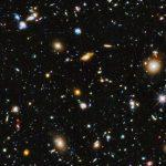 Hubble Deep Field (dettaglio)