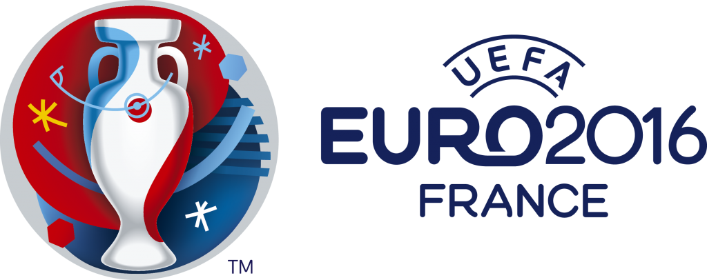Logo ufficiale Euro 2016