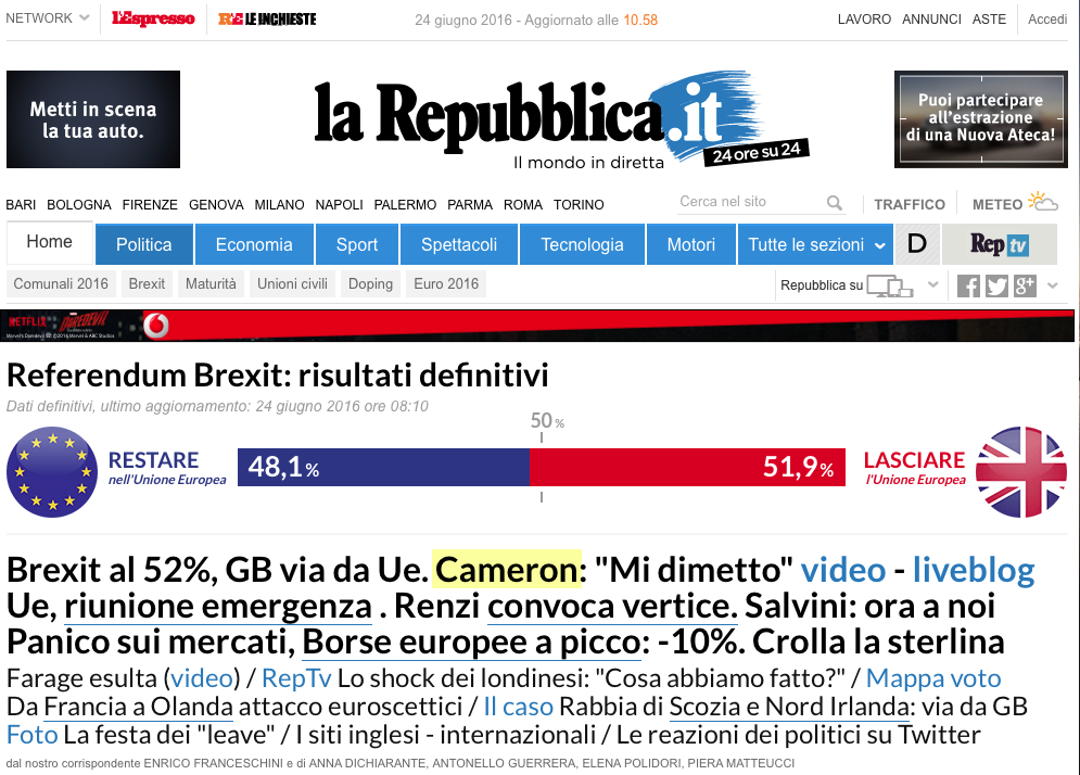 Paolo samarelli archivi sentiero digitale for Home page repubblica