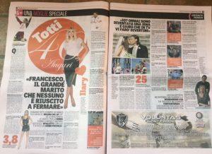 Gazzetta paginone