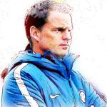 De Boer, allenatore dell'Inter