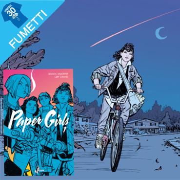 Paper girls: ritorno agli anni '80.