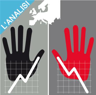 Il declino della sinistra in Europa.